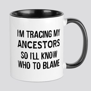 Funny Genealogy Mug Mugs