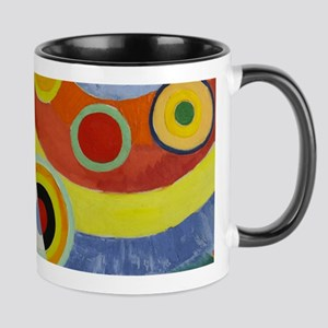 Rhythme, Joie de vivre by Robert Delaunay Mugs
