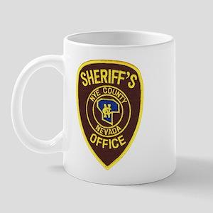 Sheriff Mugs - CafePress