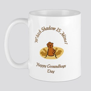 groundhogs Mug