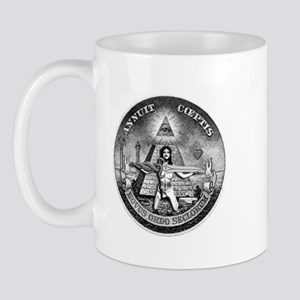 New World Order Mug