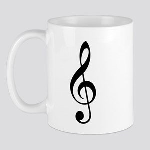 Left-Handed Treble Mug