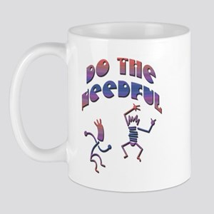 Do the Needful-B Mug