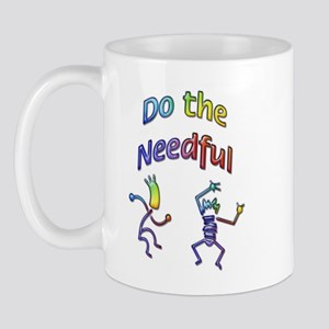 Do the Needful-A Mug