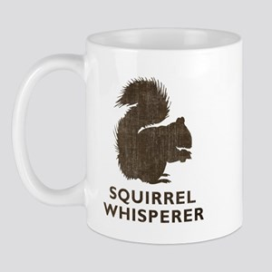 Vintage Squirrel Whisperer Mug