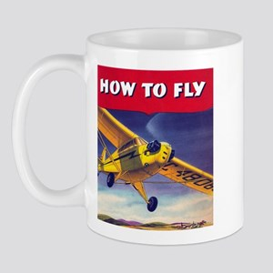 How To Fly Mug