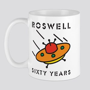 The 1947 Roswell UFO incident Mug