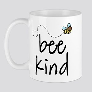 Be Kind Garden Bee Mug