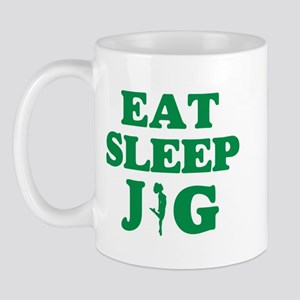 EAT SLEEP JIG Mug