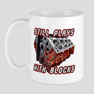 Engine Block Mug