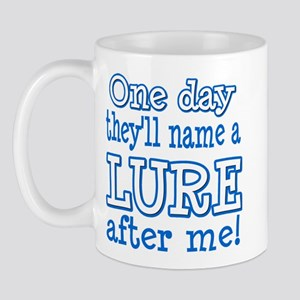 """My Name"" Lure Mug"