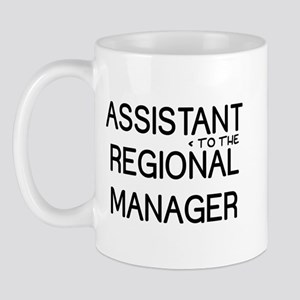 Assistant Manager 11 oz Ceramic Mug