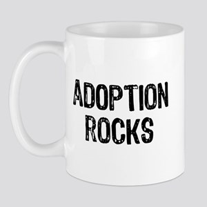 Adoption Rocks 11 oz Ceramic Mug