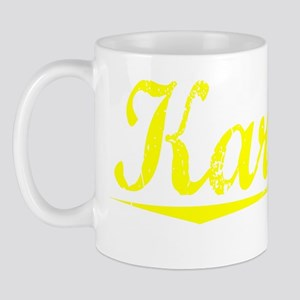 Karcher, Yellow Mug