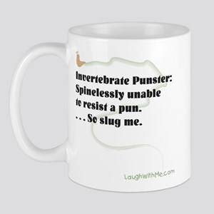 Invertebrate Punster Mug