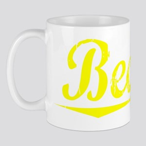Becker, Yellow Mug