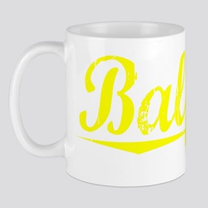 Balfour, Yellow Mug