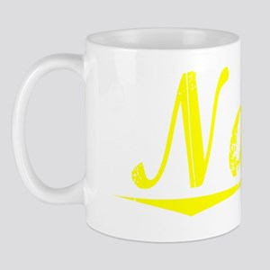 Nava, Yellow Mug