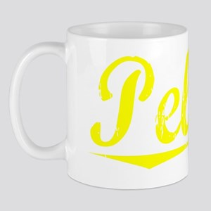 Peltier, Yellow Mug