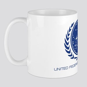 Star Trek; United Federation of Planets Mug