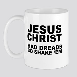Jesus had Dreads Mug