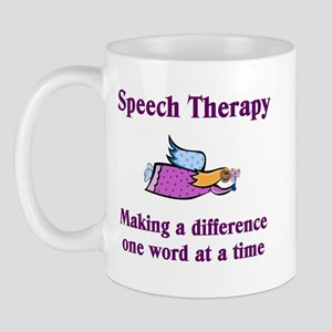 Speech Therapy Mug