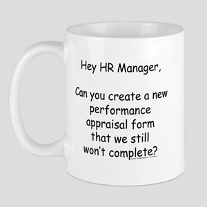performance appraisal 1 Mugs
