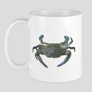 Chesapeake Bay Blue Crabs Mug