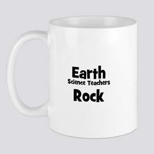 Earth Science Teachers Rock Mug