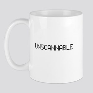 Unscannable Mug