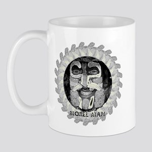 morel wild man t-shirts and g Mug