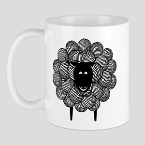 Yarny Sheep Mug