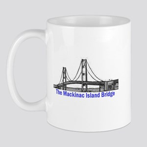 The Mackinac Bridge Mug