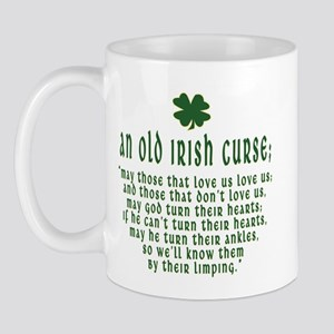 An Old irish curse Mug