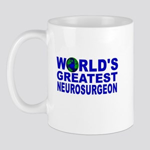 World's Greatest Neurosurgeon Mug