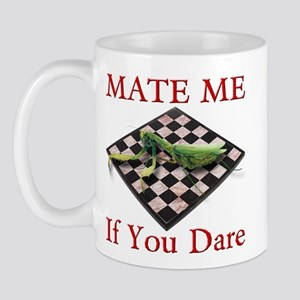 Mate Me Chess Mug