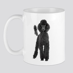 Poodle Picture - Mug