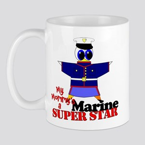 Marine Mommy Mug