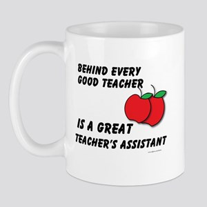 Great Teacher's Assistant Mug