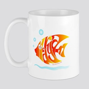 Maryam ( Goldfish) Mug