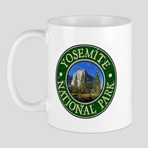 Yosemite Nat Park Design 1 Mug