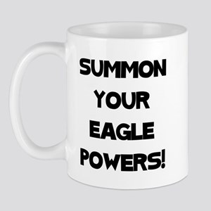 Eagle Powers Mug