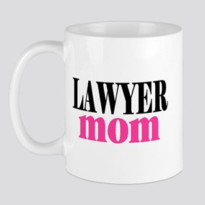 LAWYER MOM Mug