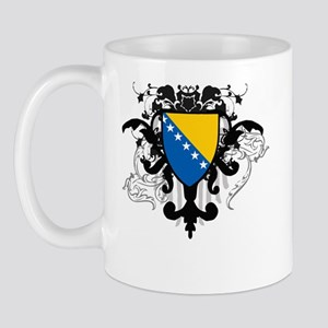 Stylish Bosnia Mug