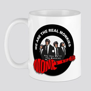 We Are The Real Monkies Mug