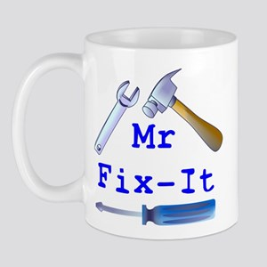 Mr Fix It Mug