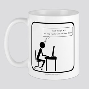 Bored Thoughts #41 Mug