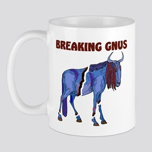 BREAKING GNUS Mug