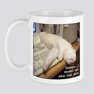Cat & Keyboard Mug