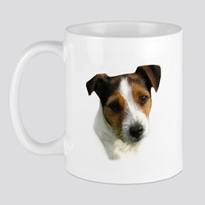Jack Russell Watercolor Mug